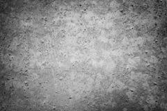 Alte, graue Betonmauer Stockbild