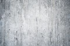 Alte, graue Betonmauer Lizenzfreie Stockfotos