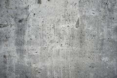 Alte graue Betonmauer Stockfoto