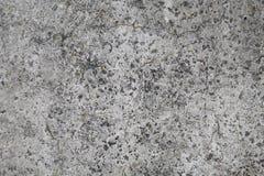 Alte graue Betonmauer für Hintergrund Lizenzfreies Stockbild