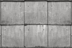 Alte graue Betonmauer. Hintergrundbeschaffenheit Lizenzfreies Stockfoto