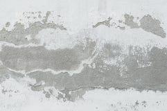 Alte graue Betonmauerhintergrundbeschaffenheit Lizenzfreie Stockfotografie