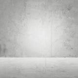 Alte graue Zementwand Stockfoto