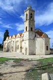 Alte griechische Kirche Stockfotografie