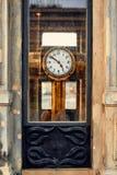 Alte große Uhr Lizenzfreie Stockfotos