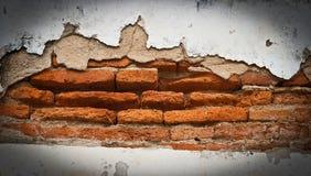Alte grunge Backsteinmauer Stockfoto