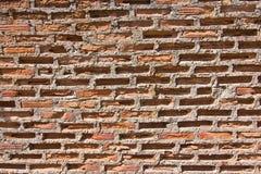 Alte grunge Backsteinmauer Stockbild