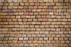 Alte grunge Backsteinmauer Lizenzfreie Stockfotografie