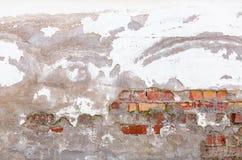 Alte grunge Wand Lizenzfreies Stockbild