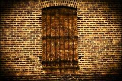 Alte Grungy Backsteinmauer Lizenzfreie Stockfotos