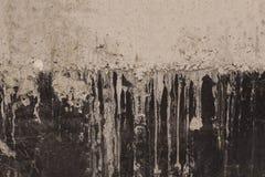 Alte grungy Beschaffenheit der Betonmauer Lizenzfreie Stockbilder