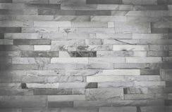 Alte grungy Beschaffenheit, graue Backsteinmauer mit Weinleseart Lizenzfreies Stockbild