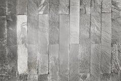 Alte grungy Beschaffenheit, graue Backsteinmauer mit Weinleseartmuster Lizenzfreie Stockfotografie
