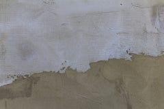 Alte grungy Beschaffenheit, graue Betonmauer Stockfoto
