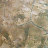 Alte grungy Beschaffenheit, graue Betonmauer Stockfotos
