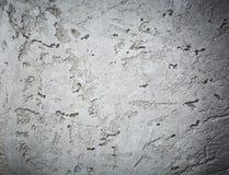 Alte grungy Beschaffenheit, graue Betonmauer, Hintergrund Stockfotos