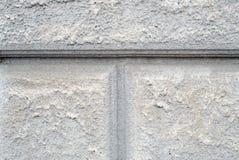 Alte grungy Beschaffenheit, graue Betonmauer Vier Platten | Vektorweltmeisterschaft Stockfoto