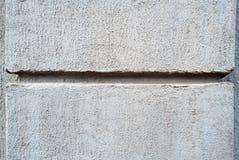 Alte grungy Beschaffenheit, graue Betonmauer Vier Platten | Vektorweltmeisterschaft Zwei Platten Lizenzfreie Stockfotografie