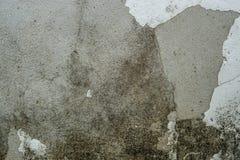 Alte grungy Beschaffenheitsbetonmauer Lizenzfreies Stockfoto