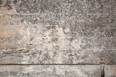 Alte grungy Betonmauerhintergrundbeschaffenheit Lizenzfreie Stockbilder