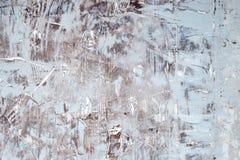 Alte grungy Wandbeschaffenheit Schale des befleckten Oberflächenhintergrundes Beschaffenheit der alten rustikalen Wand Lizenzfreies Stockbild