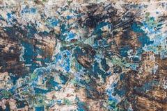 Alte grungy Weinlese verwitterte Hintergrundbeschaffenheit Stockbild