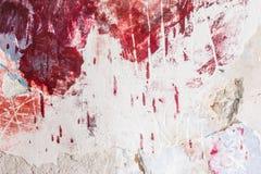 Alte grungy Weinlese verwitterte Hintergrundbeschaffenheit Stockbilder