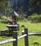 Alte gut- Berge Lizenzfreies Stockbild