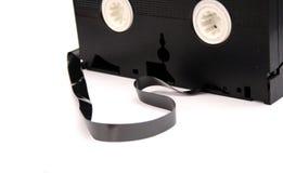 Alte gute VHS-Kassette Lizenzfreies Stockbild