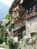 Alte Häuser Stockbilder