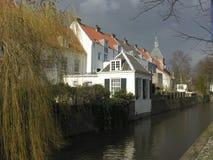 Alte Häuser lizenzfreie stockfotografie