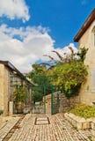 Alte Häuser in Jerusalem Lizenzfreie Stockfotografie