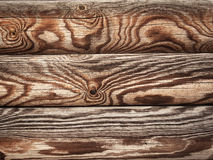Alte hölzerne Beschaffenheit alte Panels des Hintergrundes Stockbilder