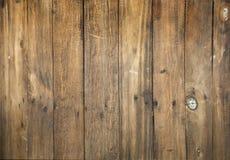 Alte hölzerne Beschaffenheit des Streifens für Hintergrund stockfotografie
