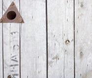 Alte hölzerne Beschaffenheit Hintergrund des hölzernen Brettes Grunge Muster Stockfoto