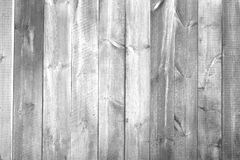 Alte hölzerne Beschaffenheit mit Grau verwitterten Planken Lizenzfreies Stockbild