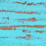 Alte hölzerne blaue Beschaffenheit, kann als Hintergrund verwendet werden Stockbild