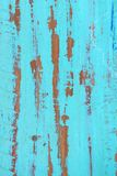 Alte hölzerne blaue Beschaffenheit, kann als Hintergrund verwendet werden Lizenzfreie Stockfotografie