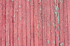 Alte hölzerne Bretter auf einem rustikalen Hintergrund Lizenzfreies Stockfoto