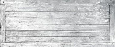 Alte hölzerne Fenster Weißbeschaffenheit Hölzerne weiße Hintergrundplanke Stockbilder