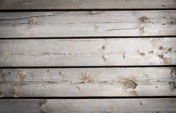 Alte hölzerne gealterte Beschaffenheit des Brettes Tabelle Stockfotos