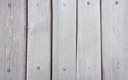 Alte hölzerne Plankebeschaffenheit Lichtstrahlen schließen oben batten stockbild
