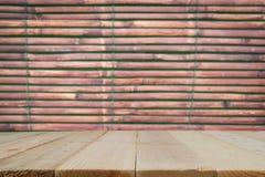 Alte hölzerne Planken Lizenzfreies Stockfoto