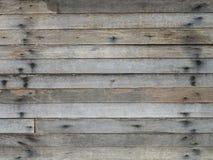Alte hölzerne Planken Lizenzfreie Stockfotografie