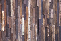 Alte hölzerne Plankenhintergrundbeschaffenheit stockbild