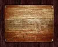 Alte hölzerne Platte oder Beschaffenheit Stockbild