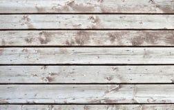 Alte hölzerne Plattform Stockbilder