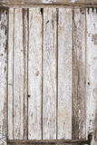 Alte hölzerne Tür gemalter Hintergrund Lizenzfreie Stockbilder