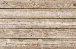 Alte hölzerne Tabelle Lizenzfreies Stockbild