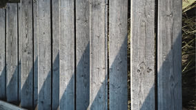 Alte hölzerne Treppen Stockfotos